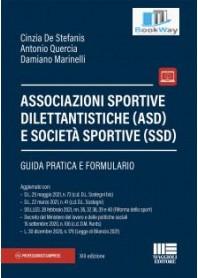 associazioni sportive dilettantistiche (asd) e societÀ sportive (ssd)