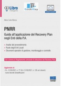 pnrr. guida all'applicazione del recovery plan negli enti della pa