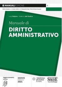 Manuale Diritto Amministrativo di Delpino, Del Giudice