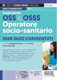 Concorso OSS e OSSS Operatore Socio-Sanitario 3500 Quiz