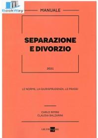 separazione e divorzio 2021 manuale