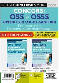 Concorso OSS e OSSS Operatore Socio-Sanitario Kit