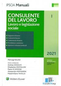 consulente del lavoro  2021