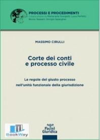 corte dei conti e processo civile