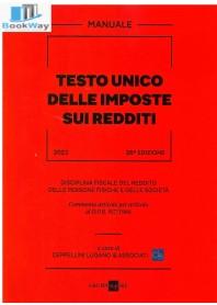 manuale testo unico delle imposte sui redditi 2021