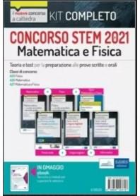 Concorso Stem Matematica e Fisica Kit