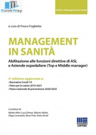 management in sanitÀ