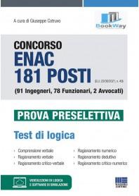 concorso enac 181 posti