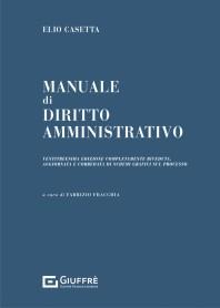 Manuale di Diritto Amministrativo di Casetta, Fracchia