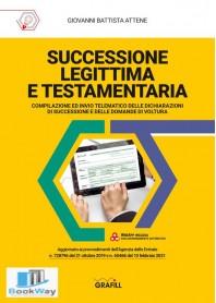 successione legittima e testamentaria. con web app