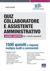quiz per collaboratore e assistente amministrativo nelle aziende sanitarie