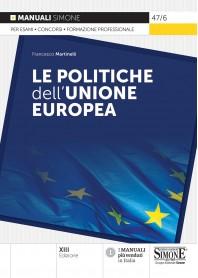 Le Politiche dell'Unione Europea di Martinelli