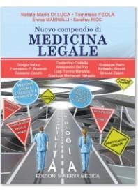 Nuovo Compendio Medicina Legale di Di Luca, Feola, Marinelli, Ricci
