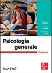 Psicologia Generale di Feldman, Ciceri, Amoretti