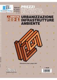 p.i.e. urbanizzazione infrastrutture ambiente 2021
