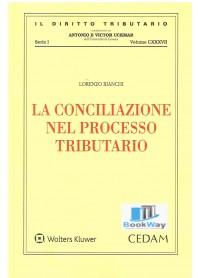 conciliazione del processo tributario (la)