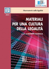 materiali per una cultura della legalitÀ 2021