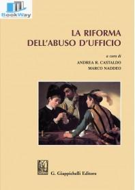 riforma dell'abuso d'ufficio (la)