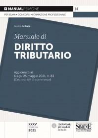 Manuale di Diritto Tributario di De Luca
