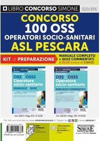 Concorso 100 OSS Operatori Socio-Sanitari ASL Pescara Kit