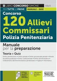 Concorso 120 Allievi Commissari Polizia penitenziaria Manuale