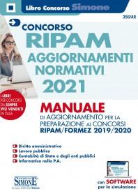 Concorso RIPAM 2133 Aggiornamenti Normativi 2021 Manuale