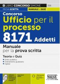 Concorso Ufficio per il Processo 8171 Addetti