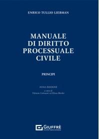 Manuale di Diritto Processuale Civile di Liebman