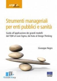 strumenti manageriali per enti pubblici e sanitÀ