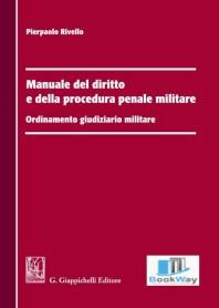 manuale del diritto e della procedura penale militare
