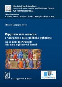 rappresentanza nazionale e valutazione delle politiche pubbliche