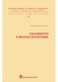 Fallimento e Regole Societarie di Alleca