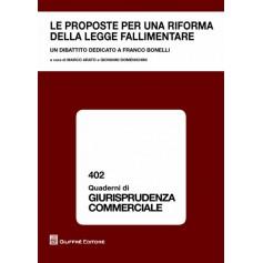 Le Proposte per una Riforma della Legge Fallimentare di Arato, Domenichini