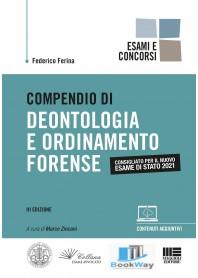 compendio di deontologia e ordinamento forense