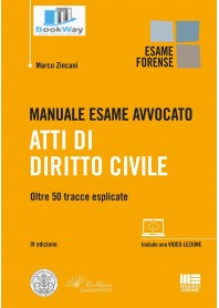 manuale esame avvocato - atti di diritto civile