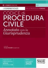 Codice di Procedura Civile Commentato Annotato con la Giurisprudenza di Sensale