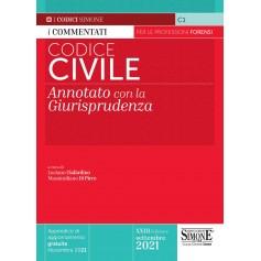 Codice Civile Commentato Annotato con la Giurisprudenza di Ciafardini, Di Pirro