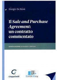 sale and purchase agreement. un contratto commentato