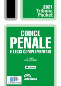 codice penale e leggi complementari 2021 - pocket