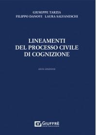 Lineamenti del Processuale Civile  di Cognizione di Danovi, Salvaneschi, Tarzi