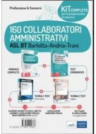 Concorso 160 Collaboratori Amministrativi ASL BT Barletta-Andria-Trani Kit