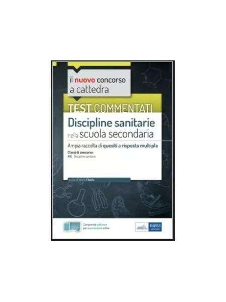 Test Commentati Discipline Sanitarie di Filardo