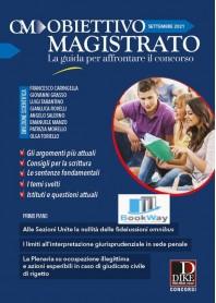 obiettivo magistrato. la guida per affrontare il concorso. settembre 2021