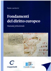 fondamenti del diritto europeo