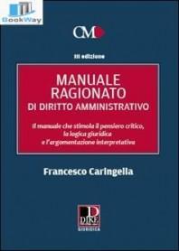 manuale ragionato di diritto amministrativo 2021