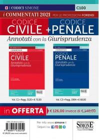 Codice Civile e Codice Penale Annotati con la Giurisprudenza Kit