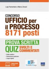 concorso ufficio per il processo 8171 posti.