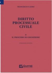 Diritto Processuale Civile Vol. 2 di Luiso