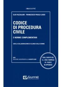 Codice di Procedura Civile di Fazzalari, Luiso