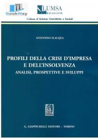 profili della crisi d'impresa e dell'insolvenza